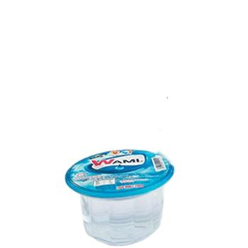 Nước suối ly Wami 110ml (Thùng 60 hộp), nước uống đóng ly Wami 110ml